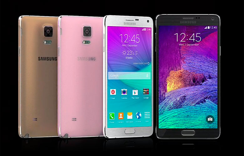 samsung-muestra-moviles-compatibles-androd-lollipop