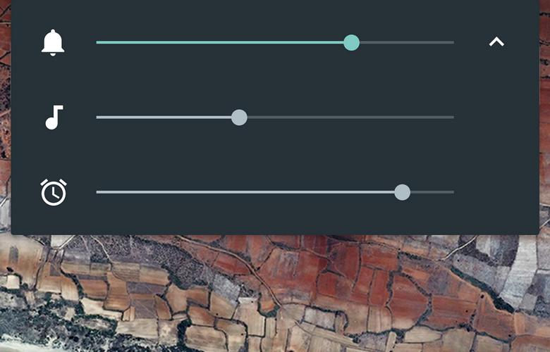 android-m-volumen